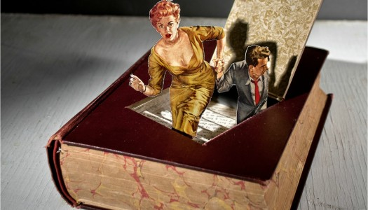 Blago sa mirisom vremena – skulpture od knjiga