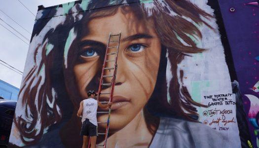 Vrhunska dela ulične umetnosti