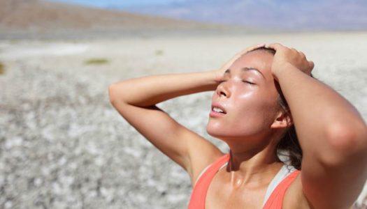Prirodna rešenja za toplotni udar i sunčanicu