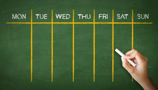 Zašto nedelja ima baš 7 dana?
