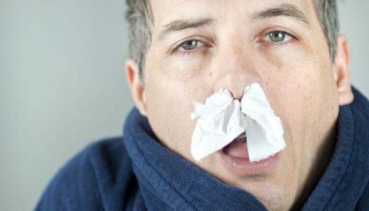 Kako otpušiti zapušen nos