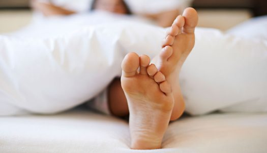 Nekoliko kupki za umorna stopala