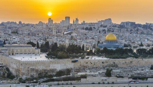 Jerusalim – grad u srcu tri vere