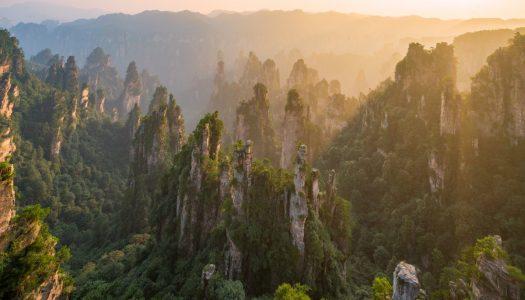 Kineska planina koju smatraju nebeskom kapijom
