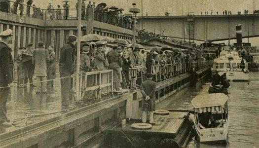 Prvo Beogradsko Savsko pristanište