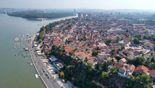 Najšarmantniji deo Beograda – Zemun