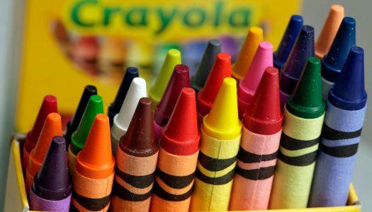 Ko je izmislio voštane crayola bojice