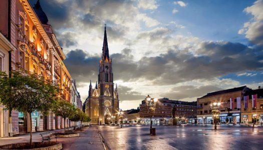 Novi Sad – idealan za vikend sa porodicom